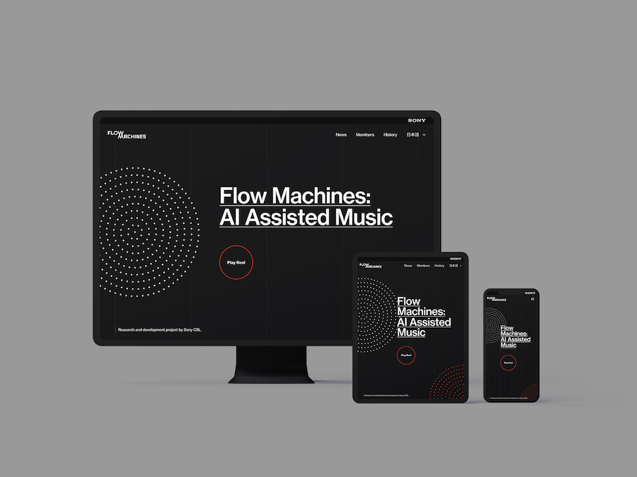 Flow Machines — Home